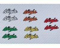 Aufkleber Sticker NINJA