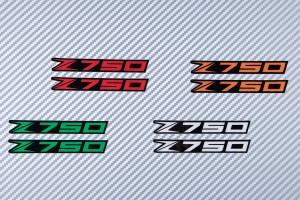 Stickers Z750