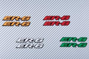 Stickers ER6