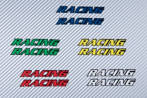 Stickers RACING