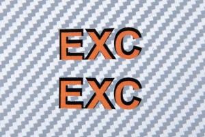 Stickers EXC