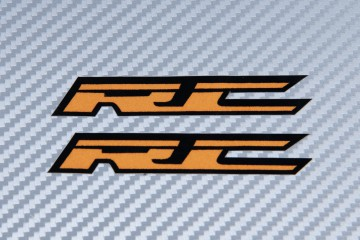 Sticker de adorno RC