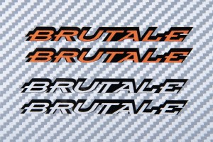 Stickers BRUTALE