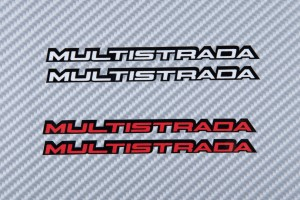 Stickers MULTISTRADA