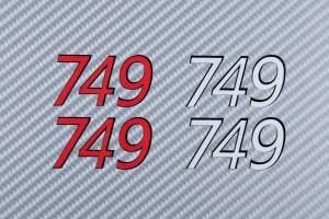 Stickers 749