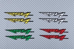 Stickers RSV4