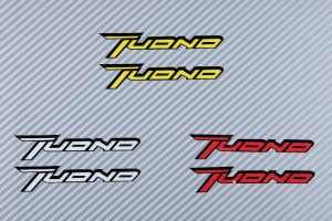 Aufkleber Sticker TUONO