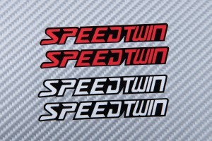 Stickers SPEED TWIN