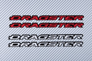 Aufkleber Sticker DRAGSTER