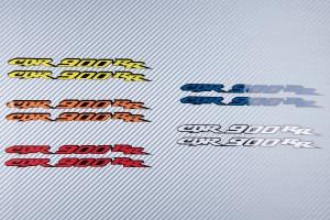 Stickers CBR 900 RR