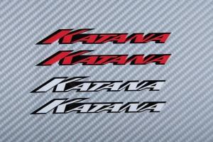 Stickers KATANA