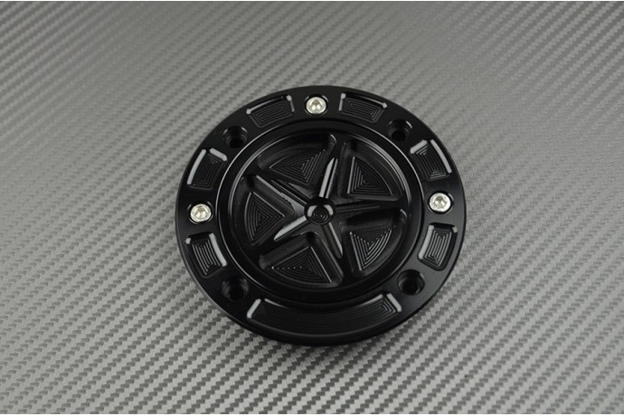 Racing Gas Cap for Suzuki Models (with 4 Fastening Holes)