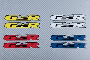 Stickers GSR