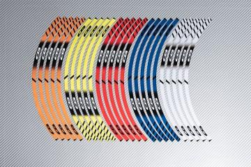 Stickers de llantas Racing HONDA CB