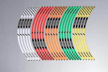 Stickers de llantas Racing KAWASAKI ZX10R