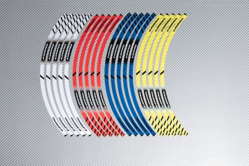 Racing Wheel Rim Tape HONDA CB 650