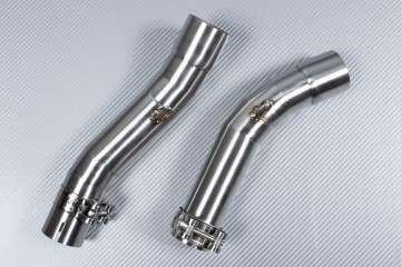 Exhaust Mid Pipe link YAMAHA YZF R1 2007 - 2008