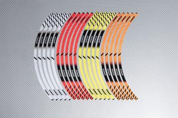 Strisce nastro adesivo racing per cerchio ruota TRIUMPH SPEED TRIPLE