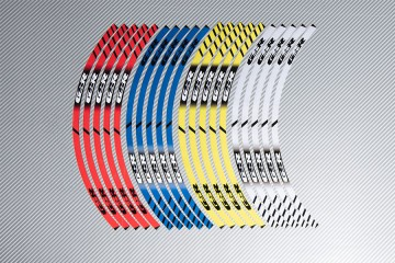 Stickers de llantas Racing SUZUKI GSR