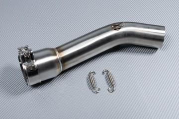 Exhaust Mid Pipe link YAMAHA FZ1 / Fazer 1000 2006 - 2012