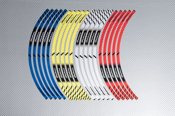 Strisce nastro adesivo racing per cerchio ruota SUZUKI HAYABUSA