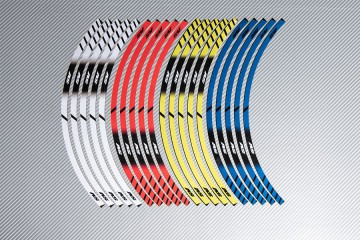 Racing Wheel Rim Tape SUZUKI SV