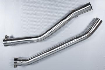 Tube intermédiaire / Mid Pipe pour échappement KAWASAKI ZZR 1400 / Performance 2012 - 2010