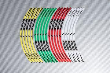 Stickers de llantas Racing KAWASAKI Z900