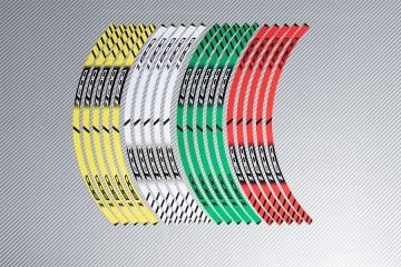 Stickers de llantas Racing KAWASAKI Z800