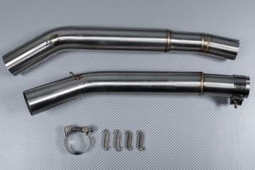 Raccordo / Mid Pipe specifico SUZUKI Hayabusa 1300 / 1340 2008 - 2018