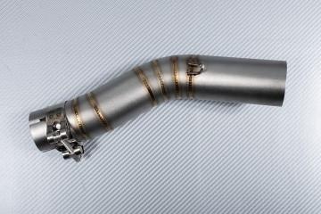 Exhaust Mid Pipe link SUZUKI GSXR 1000 2005 - 2006
