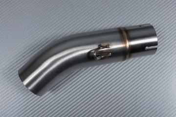 Tube intermédiaire / Mid Pipe pour échappement SUZUKI GSXR 600 / 750 2011 - 2017