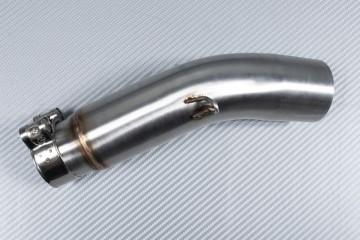 Tube intermédiaire / Mid Pipe pour échappement SUZUKI GSR / GSX-S 750 2011 - 2020