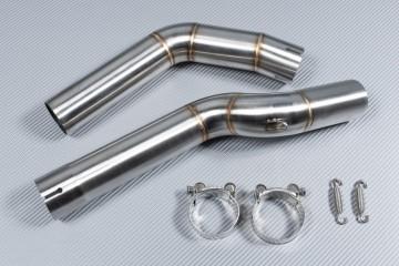 Exhaust Mid Pipe link HONDA CBR 600 RR 2007 - 2013