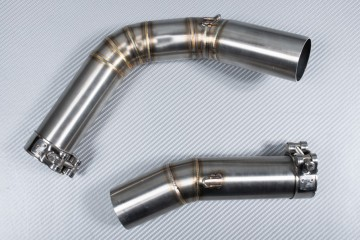 Exhaust Mid Pipe link YAMAHA YZF R1 CROSSPLANE 2009 - 2014