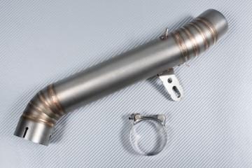 Exhaust Mid Pipe link APRILIA RSV4 / Tuono V4 2009 - 2015
