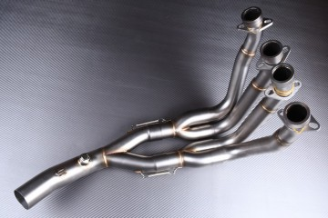 Full exhaust system YAMAHA R6 2008 - 2016
