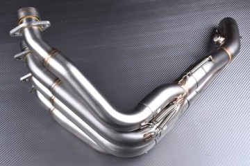 Full exhaust system YAMAHA R6 2017+