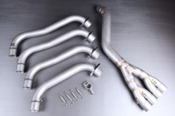 Full exhaust system HONDA CBR 650 F / CB 650F 2014 - 2018