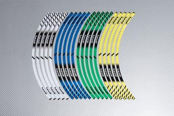 Stickers de llantas Racing KAWASAKI ZX9R