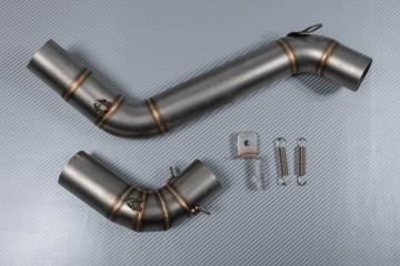 Exhaust Mid Pipe link KTM Duke 125 / 200 / 390 2011 - 2016