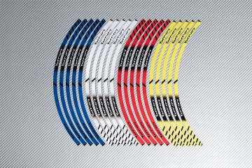 Racing Wheel Rim Tape YAMAHA - Model MT07