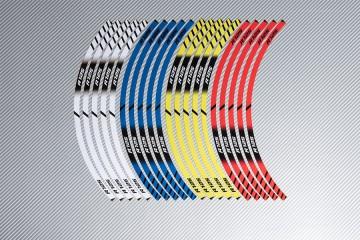 Stickers de llantas Racing YAMAHA - Modelo R125