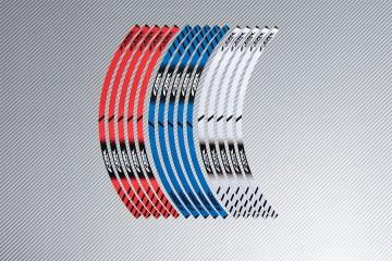 Stickers de llantas Racing HONDA - Modelo CBR 500 R
