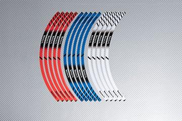 Strisce nastro adesivo racing per cerchio ruota HONDA - Modello VFR