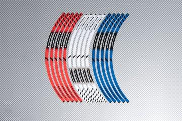 Strisce nastro adesivo racing per cerchio ruota HONDA - Modello CB1000R
