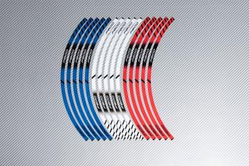 Strisce nastro adesivo racing per cerchio ruota BMW - Modello F800