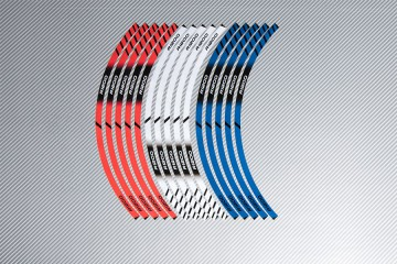 Strisce nastro adesivo racing per cerchio ruota BMW - Modello R1200
