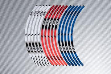 Liseret de jante racing BMW - Modèle GS