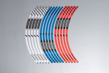 Racing Klebstoff-Felge-Rad-Streifen SUZUKI - Modell VSTROM